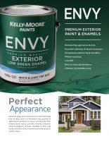 Envy Brochure - Front