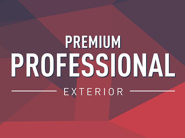Premium Professional Exterior