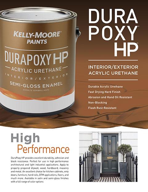 DuraPoxy HP Brochure