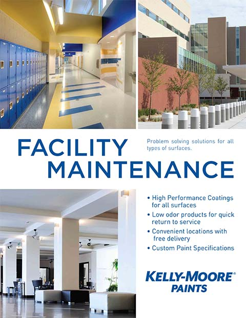 Facility Maintenance Brochure