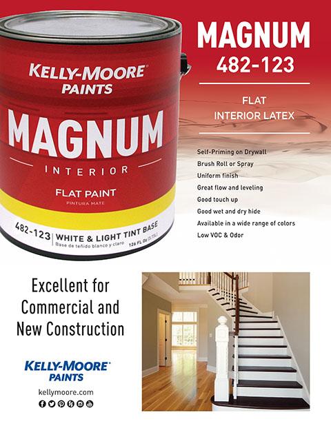 Magnum Flat 482-123 Brochure