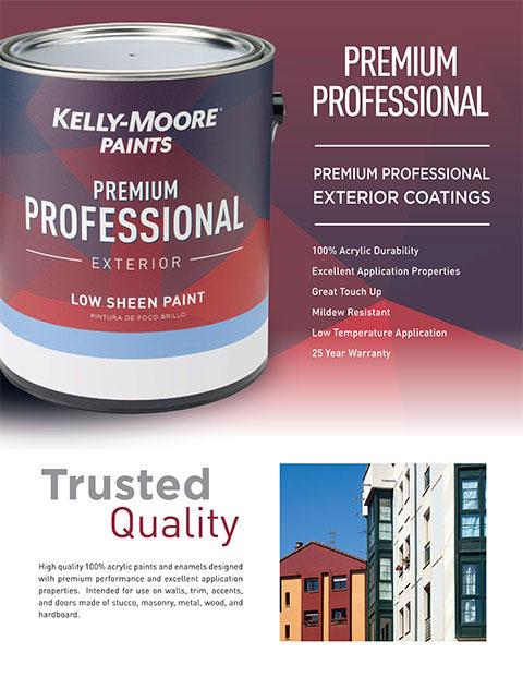 Premium Professional Exterior Brochure