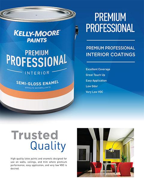 Premium Professional Interior Brochure