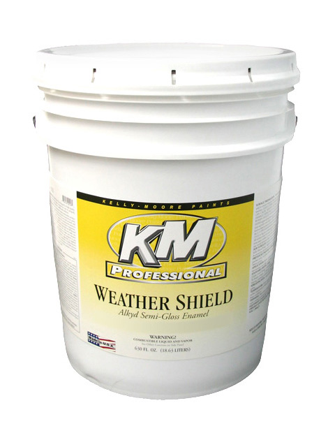 Kelly-Moore Paints 1275 Weather Shield Alkyd
