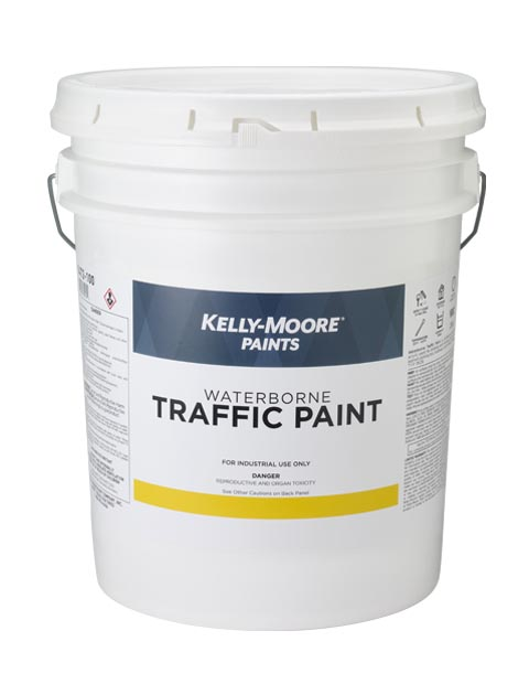 Kelly-Moore Paints 1472 Zone Marking Paint Can 5 gallon