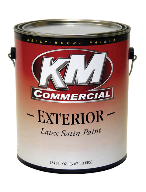 Kelly-Moore Paints 147 KM Commercial Exterior Paint Can