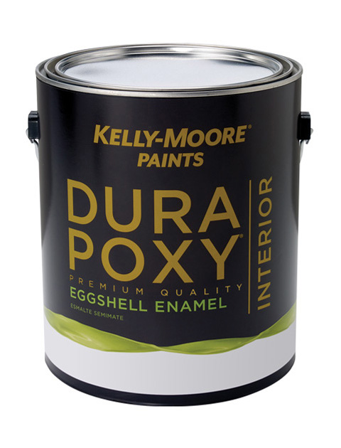 Kelly-Moore 1686 DuraPoxy Eggshell Paint Can