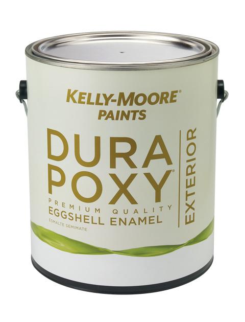 Kelly-Moore Paints DuraPoxy Exterior Eggshell Enamel Paint Can
