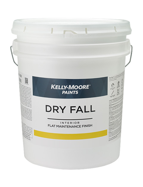 Kelly-Moore Paints 480 Dry Fall Paint Can