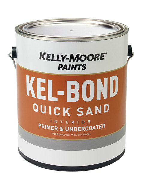 Kelly-Moore Paints 978 Kel-Bond Quick Sand Pain Can