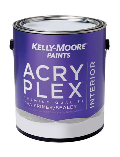 Kelly-Moore Paints 971 AcryPlex PVA Paint Can