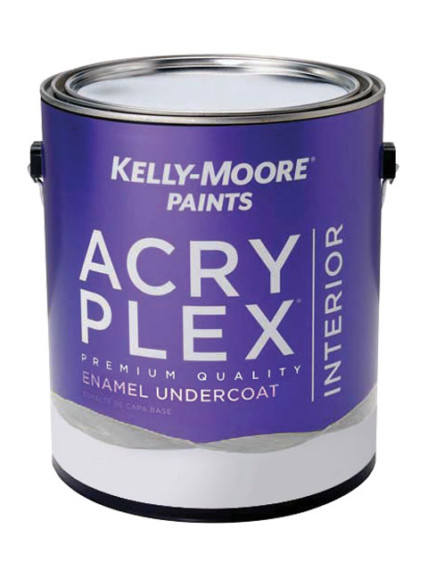 Kelly-Moore Paints 973 AcryPlex Enamel Undercoater Paint Can