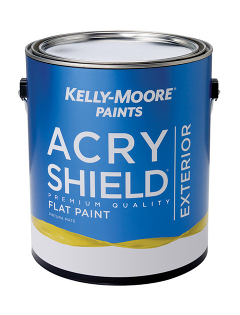 Kelly-Moore Paints 1240 AcryShield Paint Can