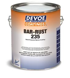 devoe - bar-rust