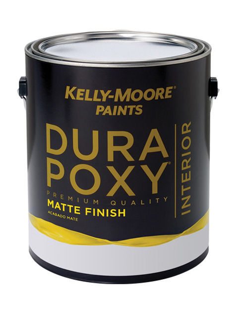 Kelly-Moore Paints 1600 DuraPoxy Paint Can