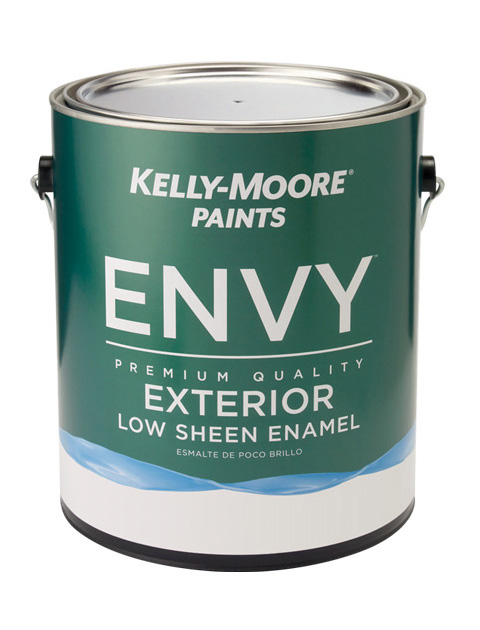 Kelly-Moore Paints 1294 Envy Paint Can
