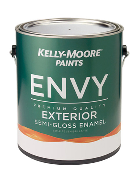 Kelly-Moore Paints 1298 Envy Paint Can