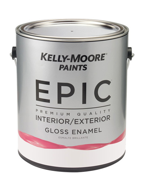 Kelly-Moore Paints 1999 Epic Paint Can