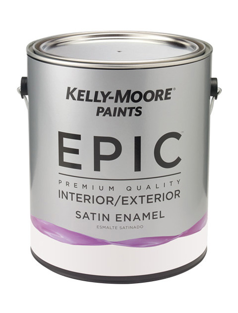 Kelly-Moore Paints 1997 Epic Paint Can