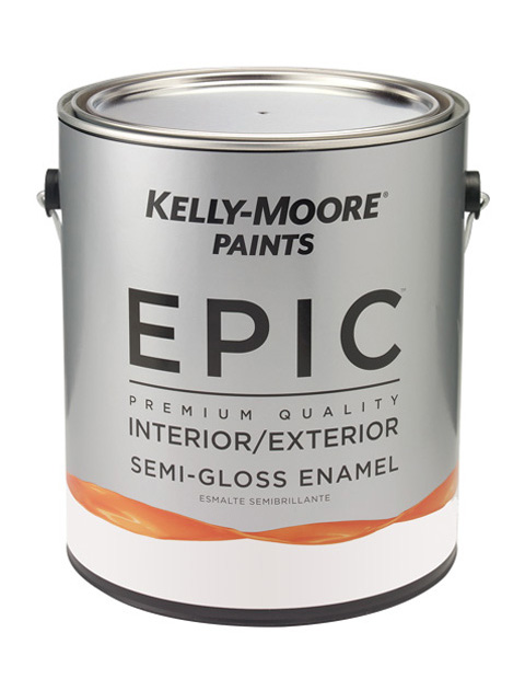 Kelly-Moore Paints 1998 Epic Paint Can