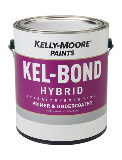 Kelly-Moore Paints 265 Hybrid Primer Paint Can