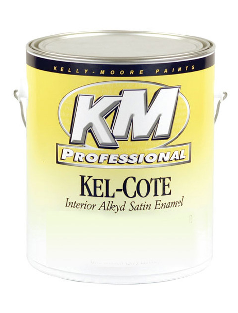 Kelly-Moore Paints 1620 Kel-Cote Paint Can