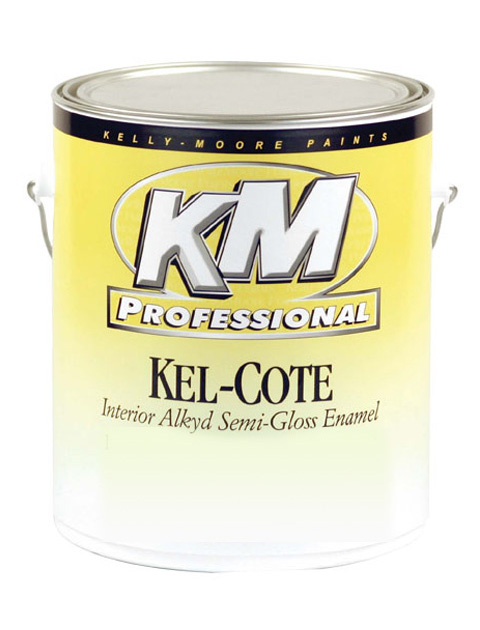 Kelly-Moore Paints 1630 Kel-Cote Paint Can