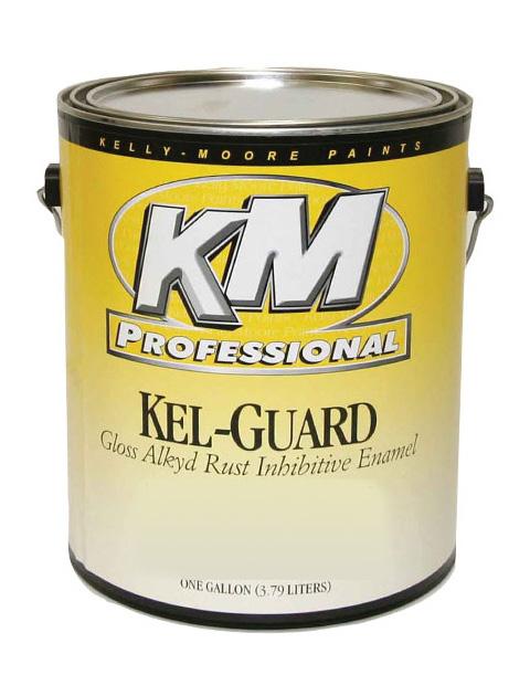 Kelly-Moore Paints 1700 Kel-Guard Alkyd Paint Can