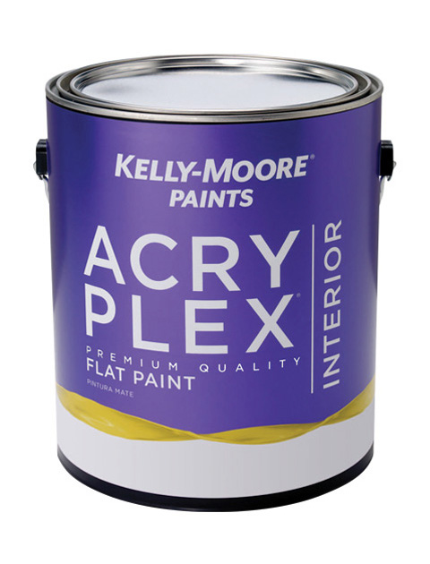 Kelly-Moore Paints 1602 AcryPlex Paint Can