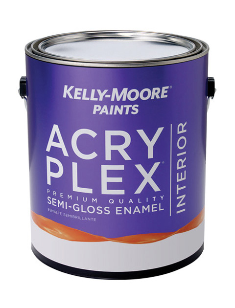 Kelly-Moore Paints 1650 AcryPlex Paint Can