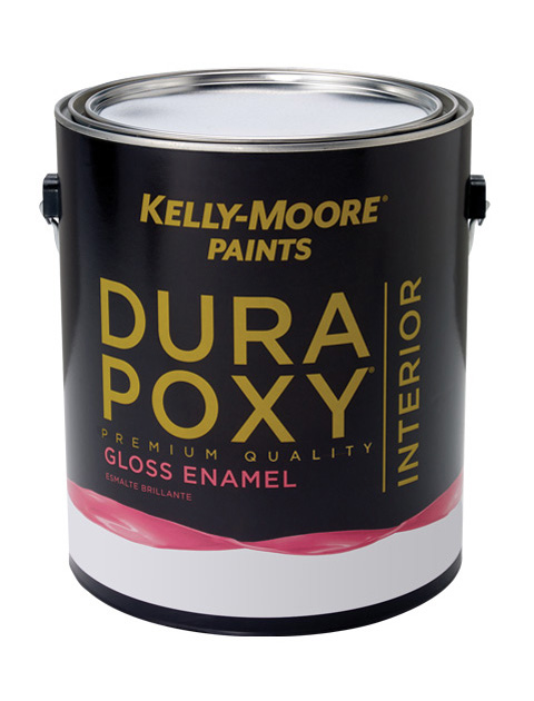 Kelly-Moore Paints 1680 DuraPoxy Paint Can