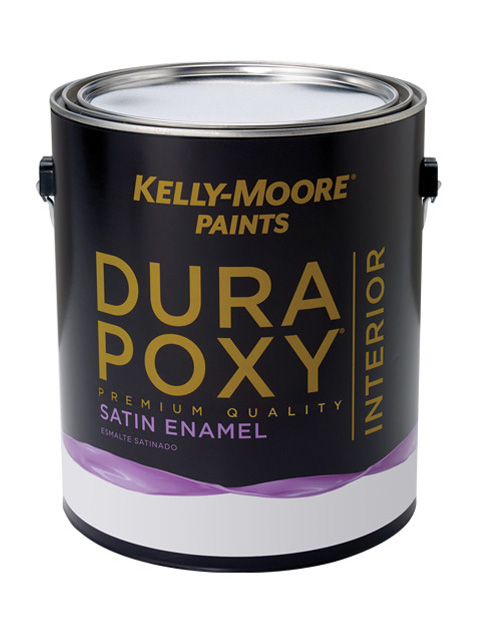 Kelly-Moore Paints 1687 DuraPoxy Paint Can