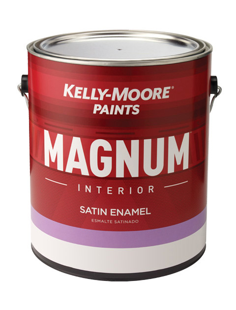 Kelly-Moore Paints 494 Magnum Paint Can