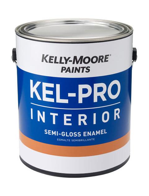 Kelly-Moore Paints 750 Kel-Pro Paint Can