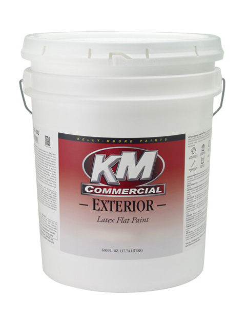 Kelly-Moore Paints 140 KM Commercial Paint Can