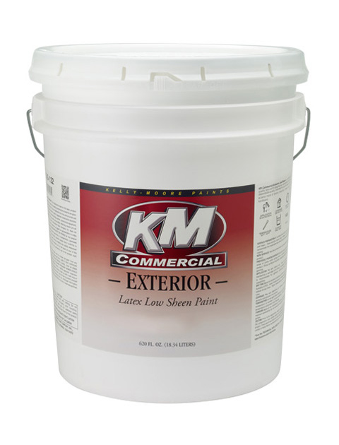 Kelly-Moore Paints 145 KM Commercial Paint Can