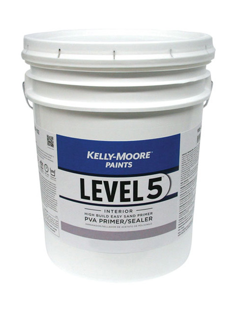 Kelly-Moore Paints 988 Level 5 Paint Can