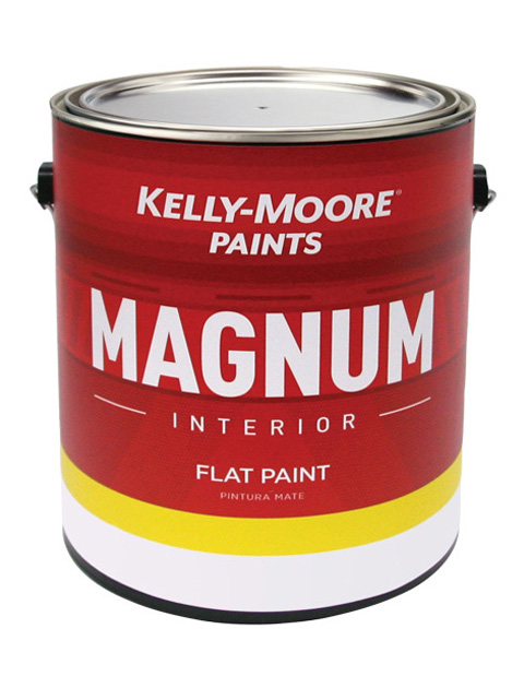 Kelly-Moore Paints 482 Magnum Paint Can