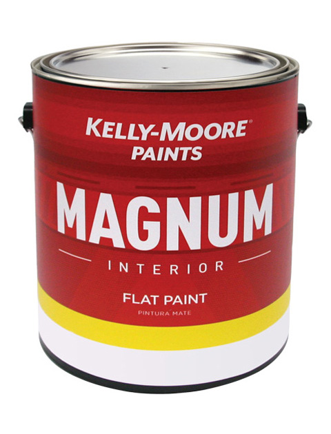 Kelly-Moore Paints 485 Magnum Paint Can