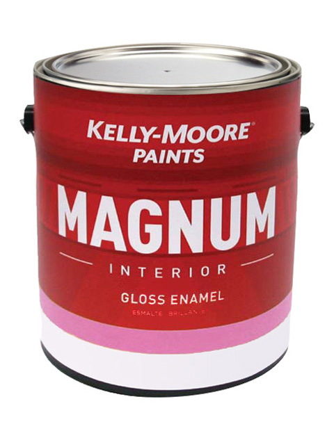 Kelly-Moore Paints 499 Magnum Paint Can