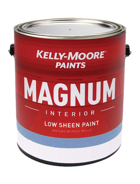 Kelly-Moore Paints 490 Magnum Paint Can