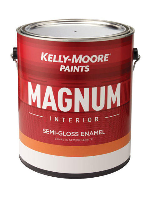 Kelly-Moore Paints 495 Magnum Paint Can
