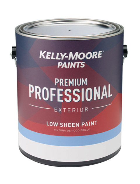 Kelly-Moore Paints 1210 Premium Professional Exterior Paint Can