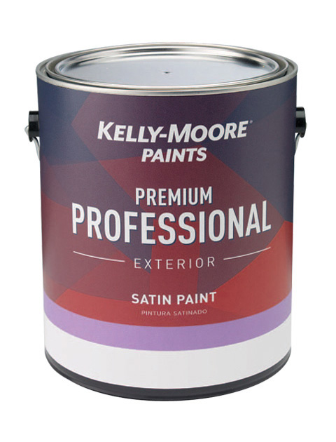 Kelly-Moore Paints 1212 Premium Professional Exterior Paint Can