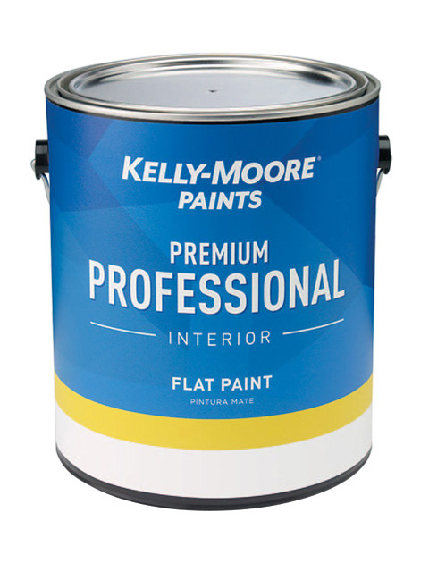 Kelly-Moore Paints 1005 Premium Professional Interior Paint Can