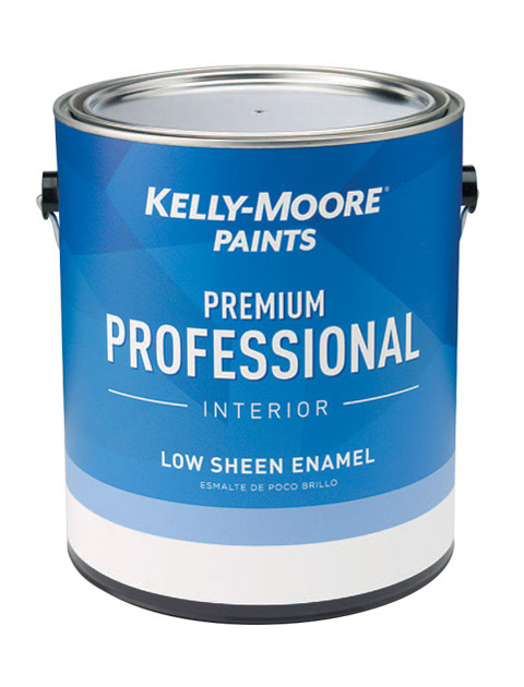 Kelly-Moore Paints 1007 Premium Professional Interior Paint Can