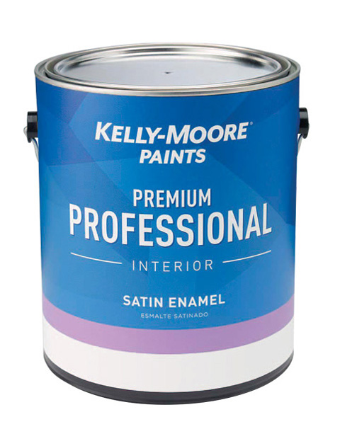 Kelly-Moore Paints 1040 Premium Professional Interior Paint Can