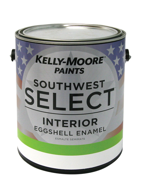 Kelly-Moore Paints Southwest Select Interior Eggshell Enamel Paint Can