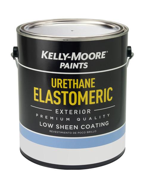 Kelly-Moore Paints 1128 Kel-Seal Urethane Elastomeric Paint Can