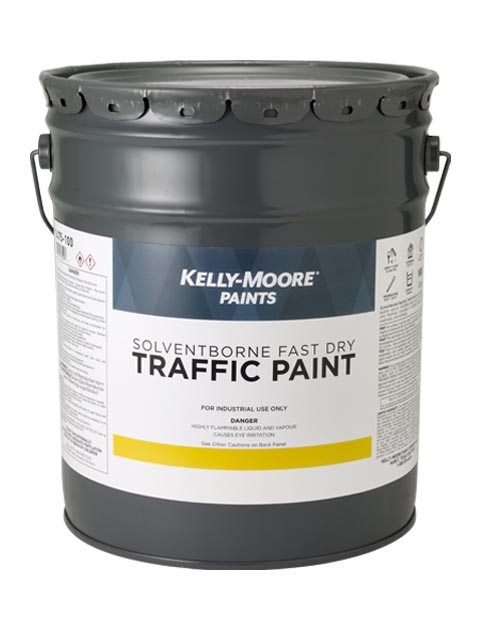 Kelly-Moore Paints 1475 Traffic Marking Paint Can